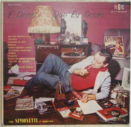 Oddest Album Covers - <<Bachelor #1>>