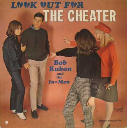 Oddest Album Covers - <<Busted!>>