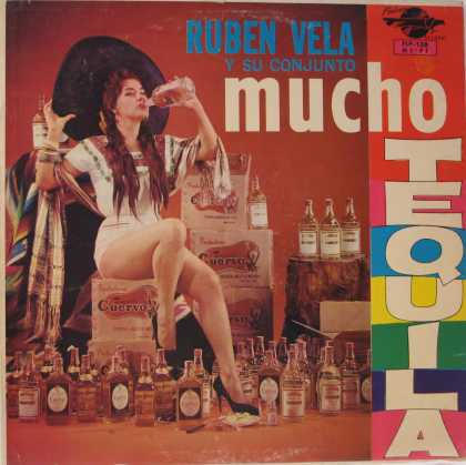 Oddest Album Covers - <<Tequila mockingbird>>