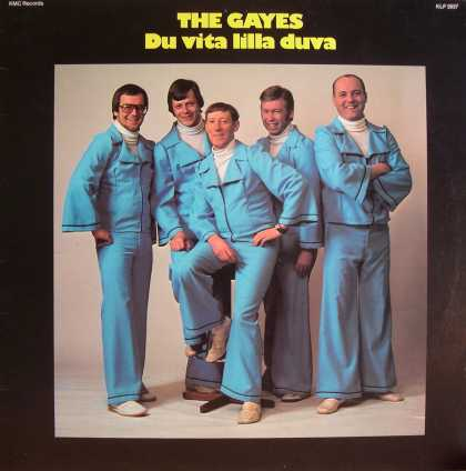 Oddest Album Covers - <<Gaye Pride>>