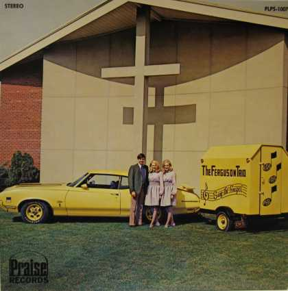 Oddest Album Covers - <<Cross country>>