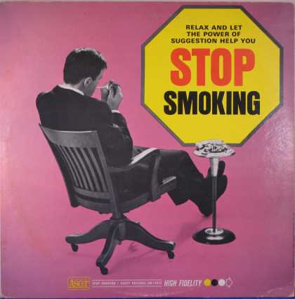 Oddest Album Covers - <<Just a suggestion, but STOP SMOKING!>>