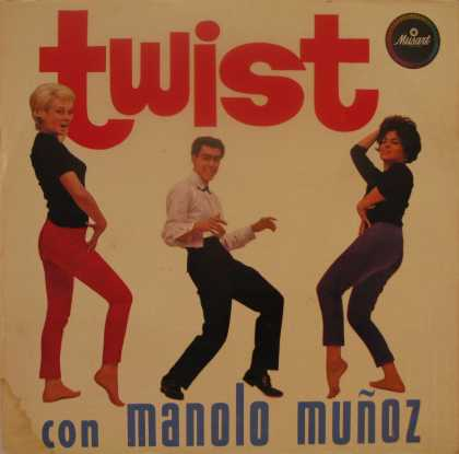 Oddest Album Covers - <<Twisting sisters>>