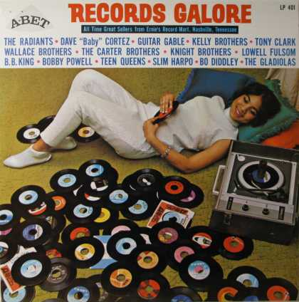 Oddest Album Covers - <<Too many records, not enough time>>