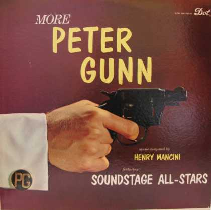 Oddest Album Covers - <<More Peter Gunn>>