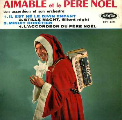 Oddest Album Covers - <<On the thirteenth day of Christmas…>>