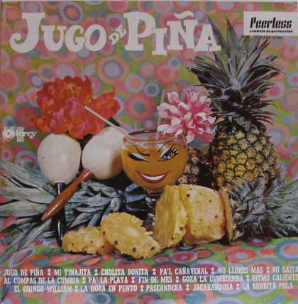 Oddest Album Covers - <<Jugo girl>>