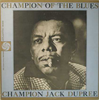 Oddest Album Covers - <<Champion of the Blues>>