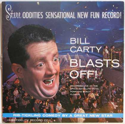 "Oddest Album Covers - <<""Rib-tickling comedy"">>"