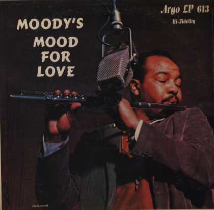 Oddest Album Covers - <<Moody's Mood for Love>>