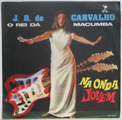 Oddest Album Covers - <<Magic ax>>