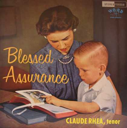 Oddest Album Covers - <<God Bless The Child>>