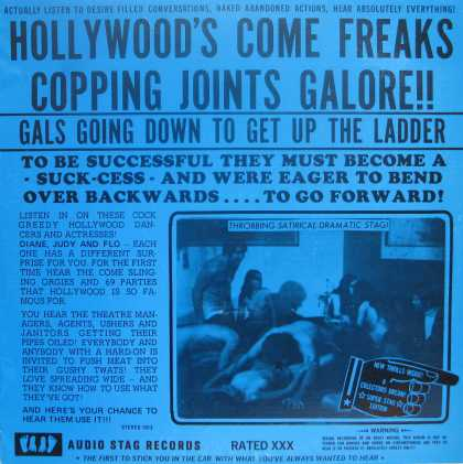 Oddest Album Covers - <<Hollywood swinging>>
