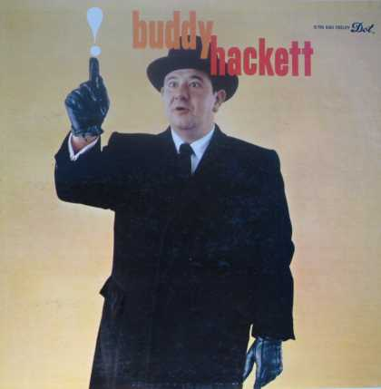 Oddest Album Covers - <<Buddy Hackett!>>