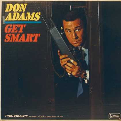 Oddest Album Covers - <<Get Smart>>