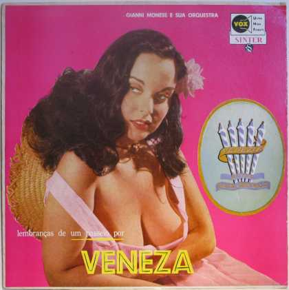 Oddest Album Covers - <<Brazilian beauty>>