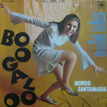 Oddest Album Covers - <<Boogaloo down broad>>