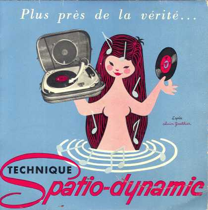 Oddest Album Covers - <<Nymphonomaniac>>