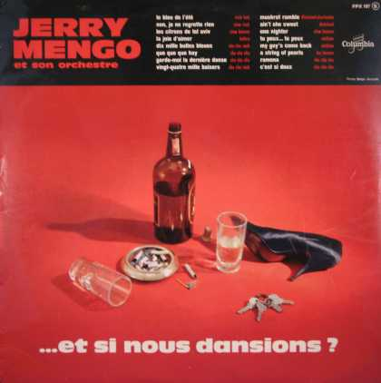 Oddest Album Covers - <<Mengo Jerry>>