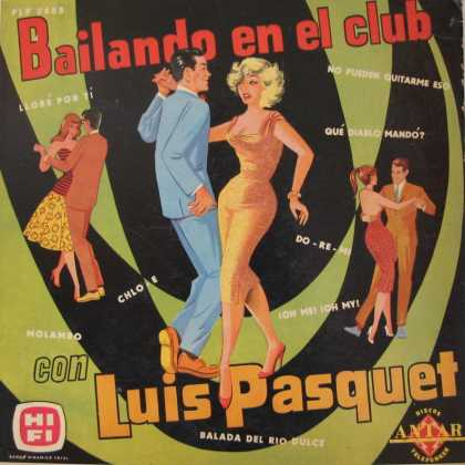 Oddest Album Covers - <<Latin Dance Club>>