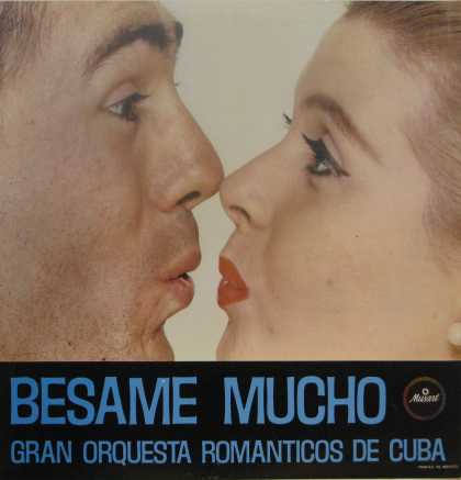 Oddest Album Covers - <<Besame smoocho>>