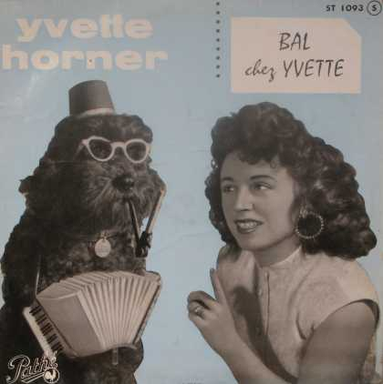 Oddest Album Covers - <<Fido in disguise>>