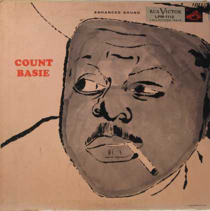 Oddest Album Covers - <<Basie by Warhol>>