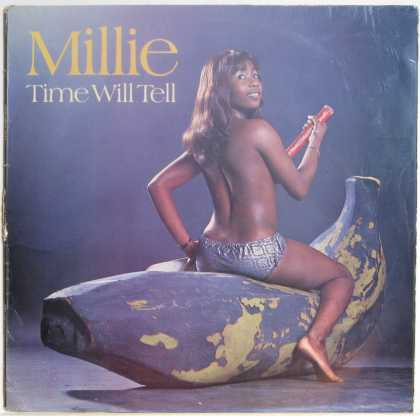 Oddest Album Covers - <<Banana boat Millie>>