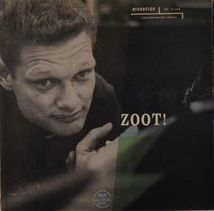 Oddest Album Covers - <<Zoot story>>