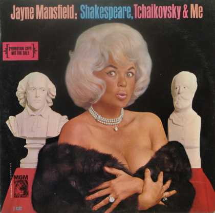 Oddest Album Covers - <<Famous busts>>
