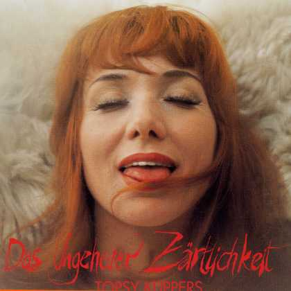 Oddest Album Covers - <<On the tip of her tongue>>