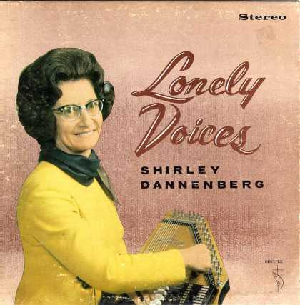 Oddest Album Covers - <<Only the lonely>>