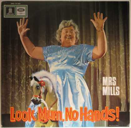 Oddest Album Covers - <<Put your hands in the air like you just don't care>>