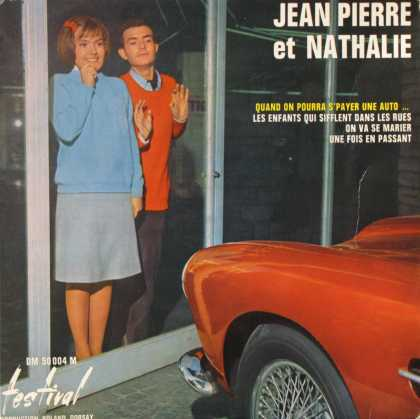 Oddest Album Covers - <<Jean Pierre spots his keys locked in the front seat>>