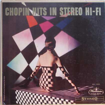 Oddest Album Covers - <<On the Chopin block>>