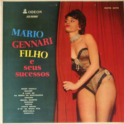 Oddest Album Covers - <<Showgirl>>
