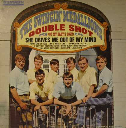 Oddest Album Covers - <<Hit me two times!>>
