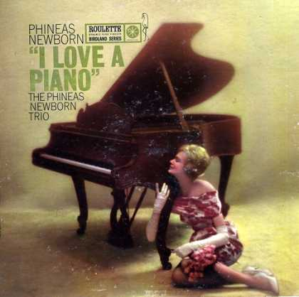 Oddest Album Covers - <<Piano envy>>