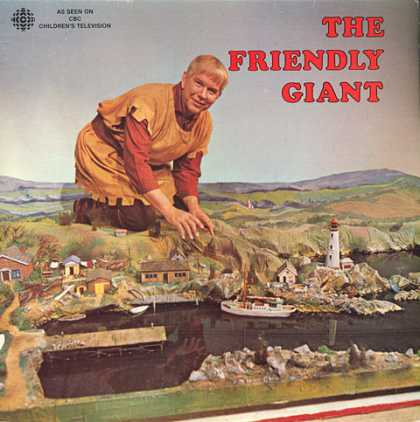 Oddest Album Covers - <<Big man on campus>>