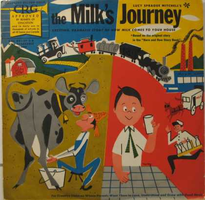 Oddest Album Covers - <<How you Got Milk>>