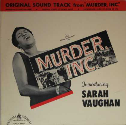 Oddest Album Covers - <<Murder, Inc.>>