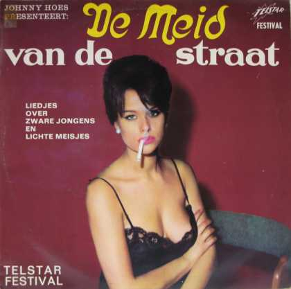 Oddest Album Covers - <<Meid in Belgium>>