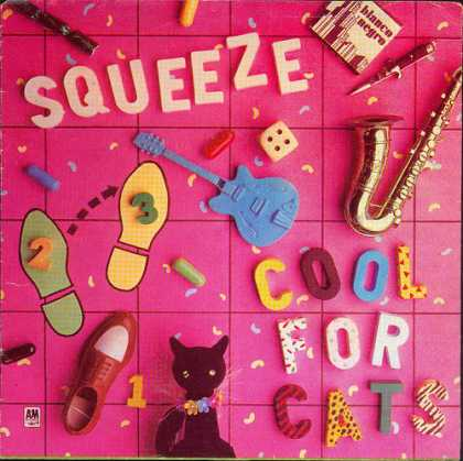 Oddest Album Covers - <<Cool for Cats>>