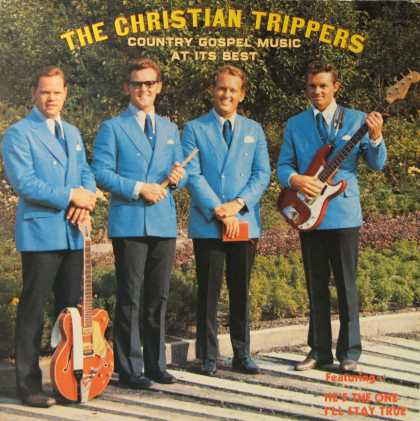 Oddest Album Covers - <<The Christian Trippers>>