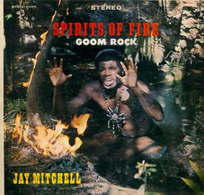 Oddest Album Covers - <<Jungle Boogie>>