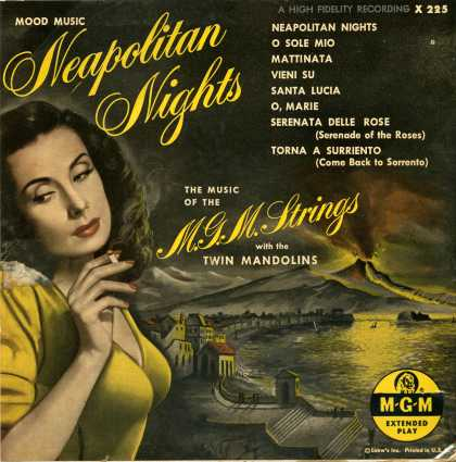 Oddest Album Covers - <<Neapolitan Nights>>