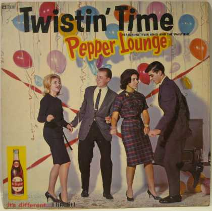 Oddest Album Covers - <<I'm a pepper, you're a square teen>>