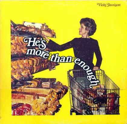 Oddest Album Covers - <<The Wonder of it all>>