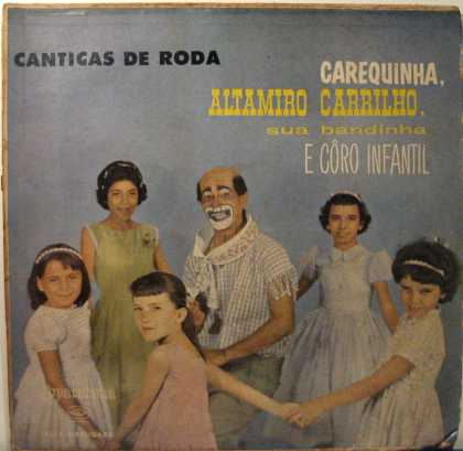 Oddest Album Covers - <<Clowning around with the kids>>