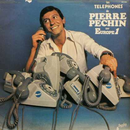 Oddest Album Covers - <<Smiling & dialing>>